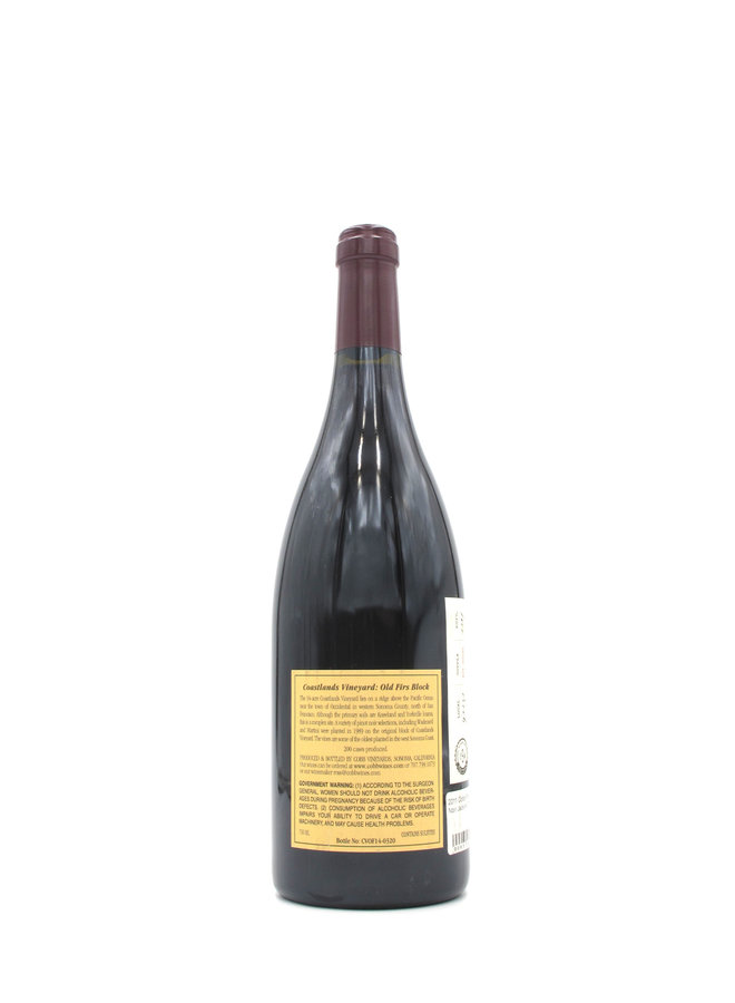 2015 Cobb Rice-Spivak Vineyard Pinot Noir 750ml