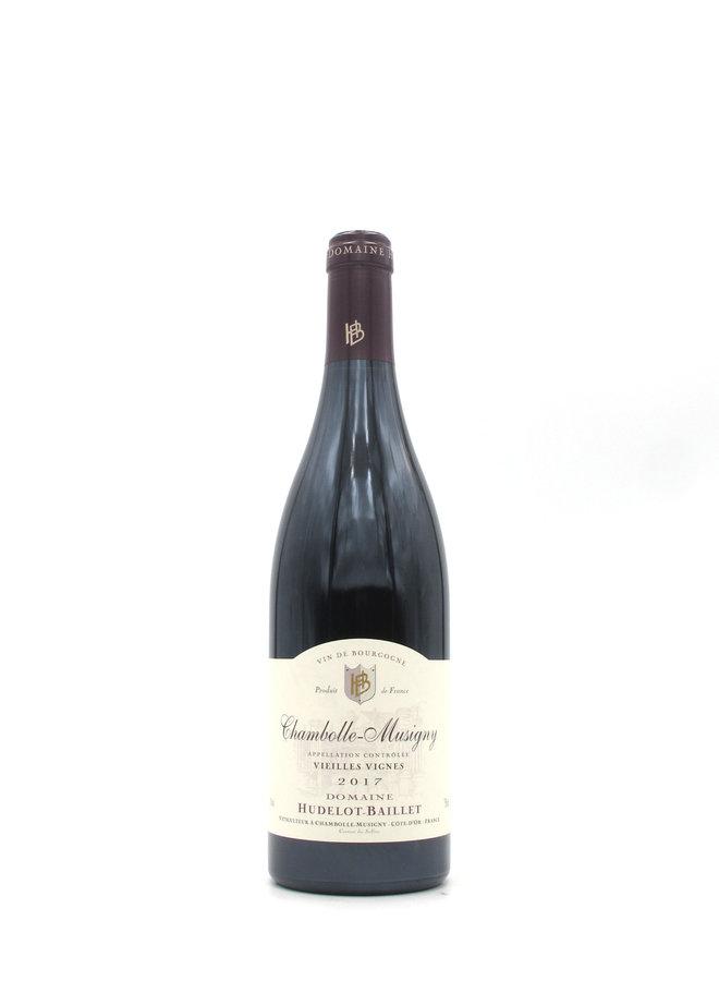 2017 Hudelot-Baillet Vieilles Vignes Chambolle-Musigny 750ml