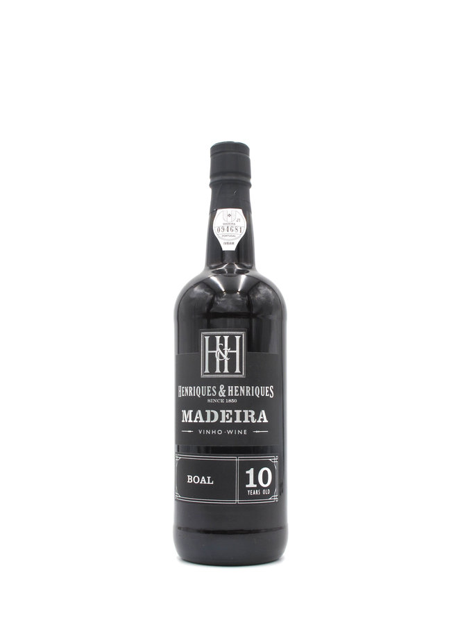 Henriques & Henriques Madeira Boal 10 Year