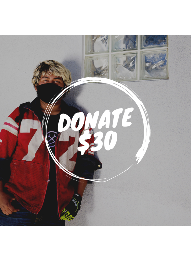 Donate $30 to SPY!