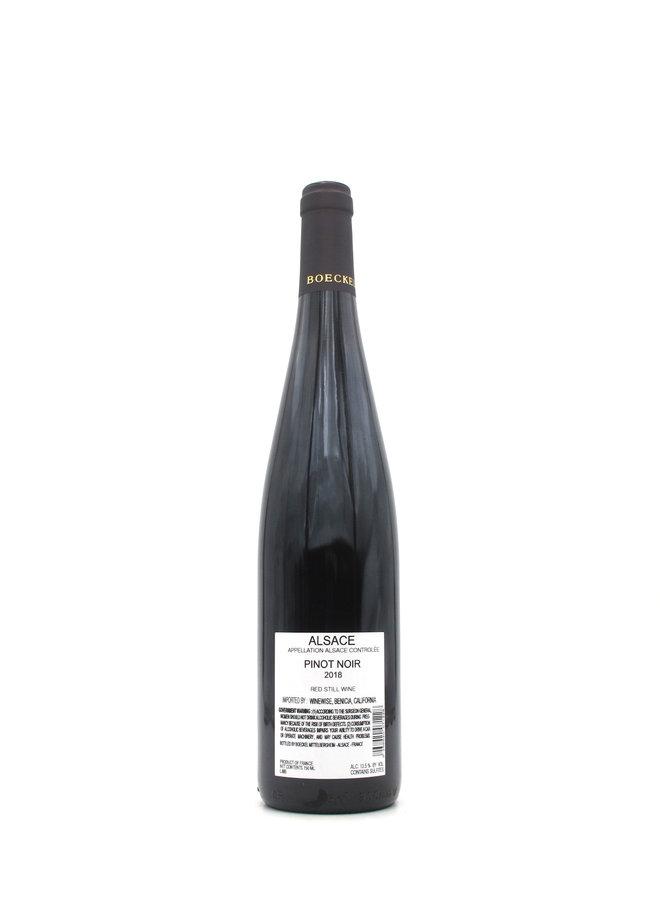 2018 Boeckel Alsace Pinot Noir 750ml