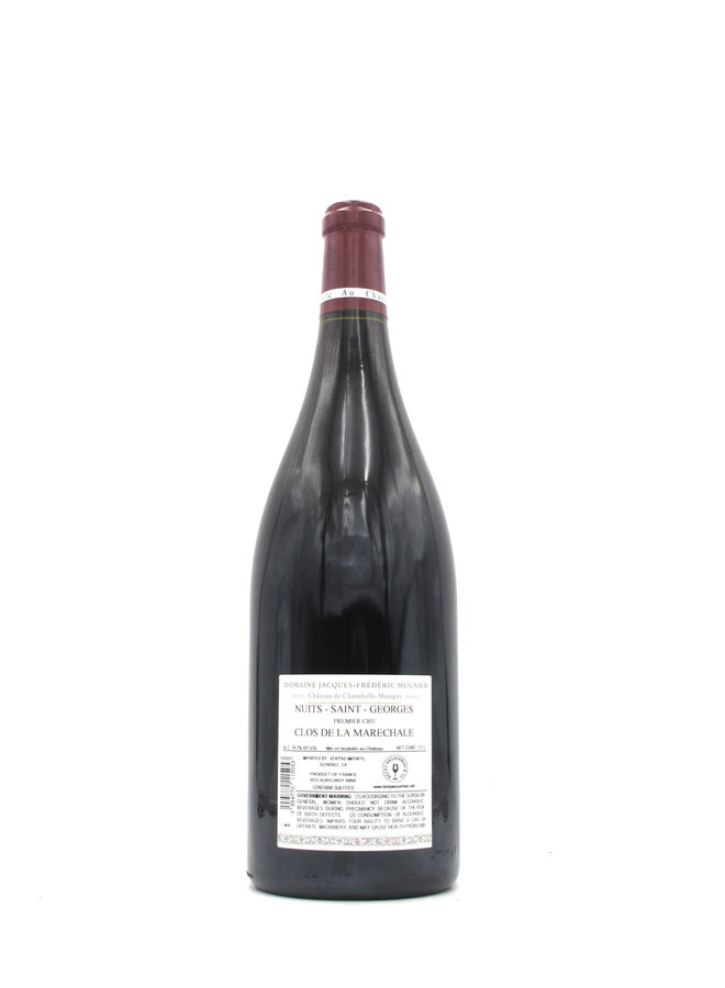 2018 Domaine JF Mugnier Nuits St.-Georges 'Clos de la Marechale' 1er Cru Monopole 1500ml