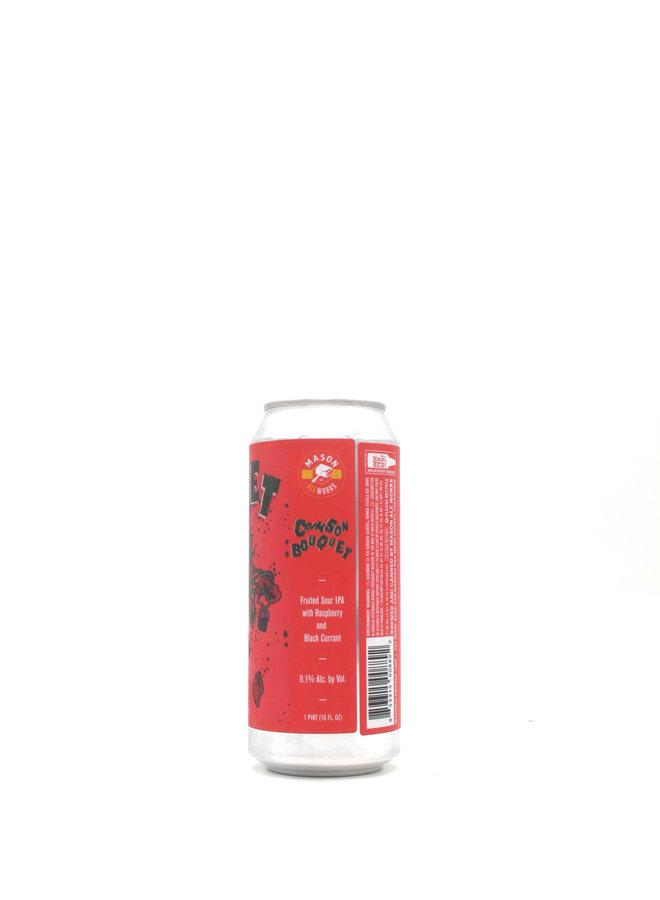 Mason Ale Works Crimson Bouquet 16oz