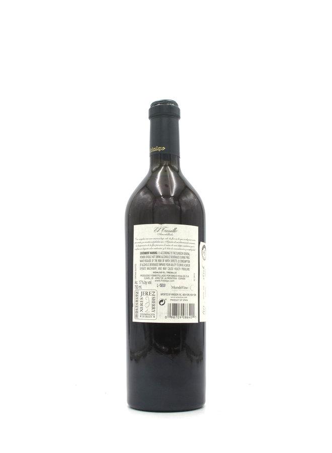 Emilio Hidalgo El Tresillo Amontillado Sherry 750ml
