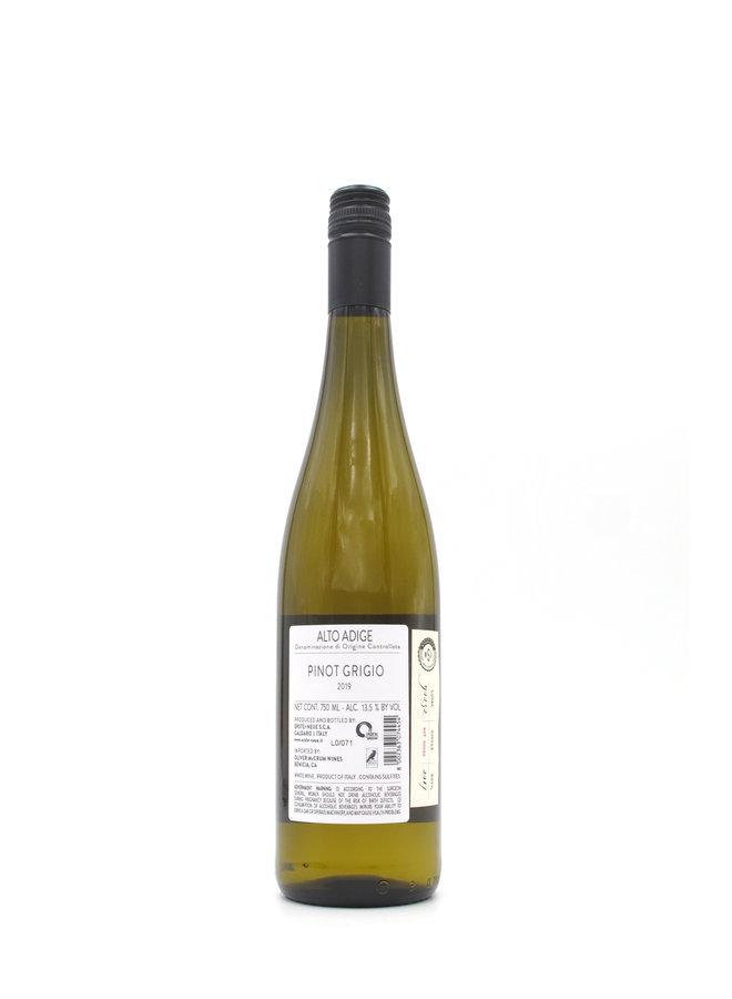 2019 Erste + Neue Pinot Grigio 750ml