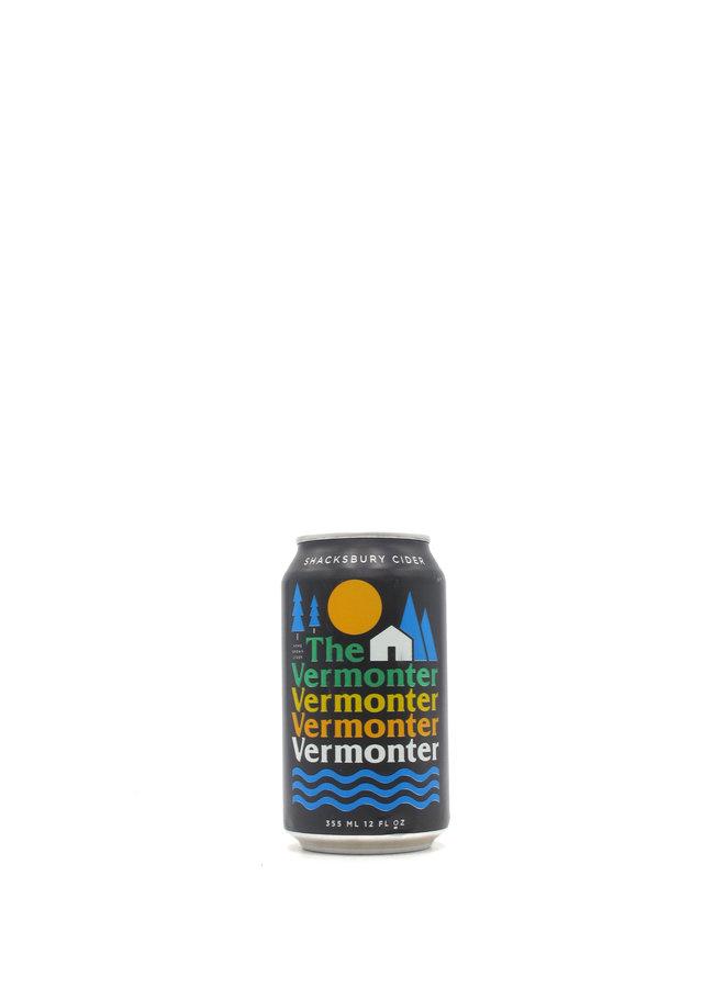 Shacksbury Vermonter Cider 12oz
