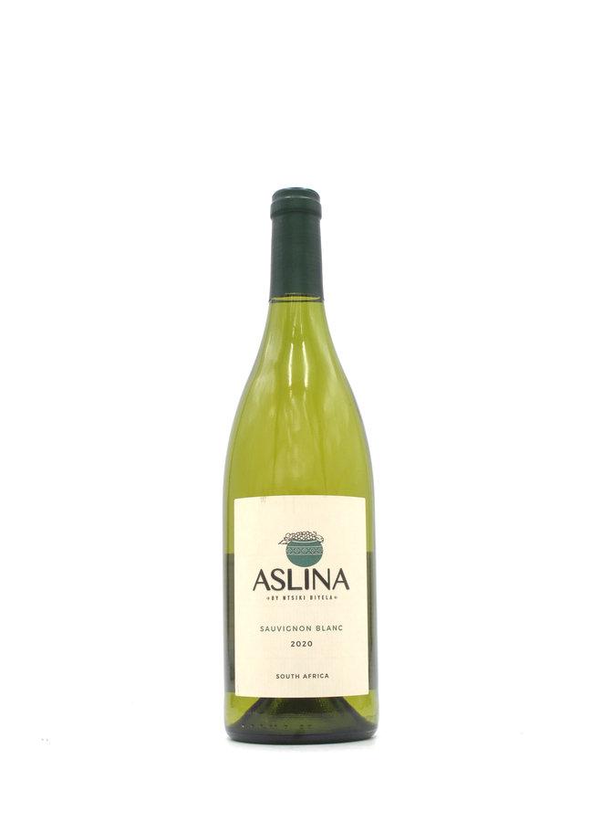 2020 Aslina Western Cape Sauvignon Blanc 750ml