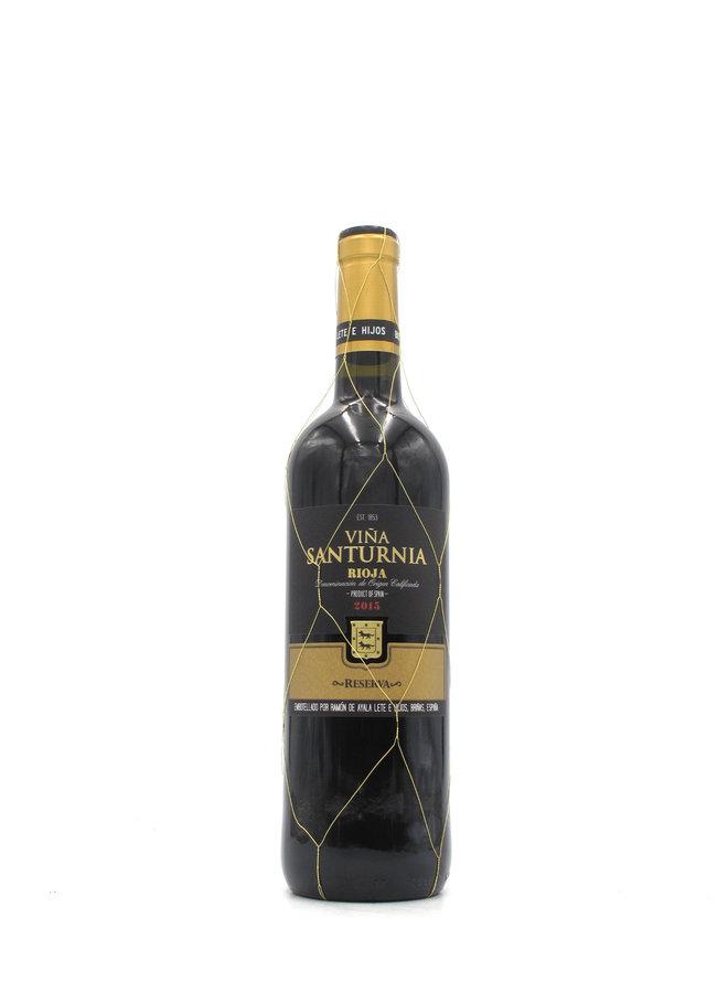 2015 Viña Santurnia Rioja Reserva 750ml