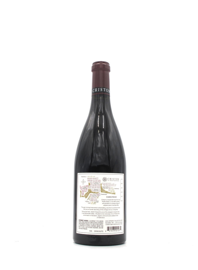 2018 Cristom Pinot Noir Jessie Vineyard Eola-Amity Hills 750ml