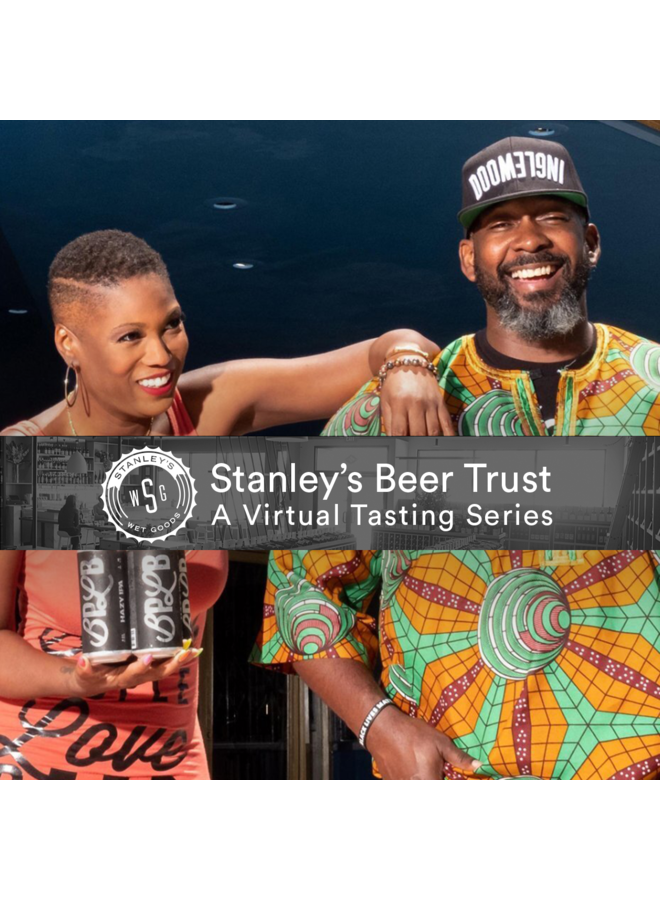 Stanley's Beer Trust with Teo Hunter of Crowns & Hops