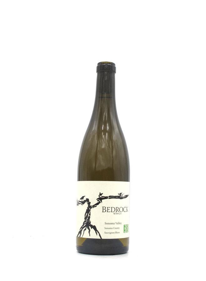 2020 Bedrock Wine Co. Sauvignon Blanc 750ml
