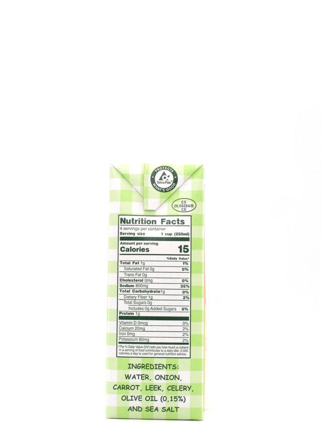 Aneto Vegetable Broth 34 fl oz