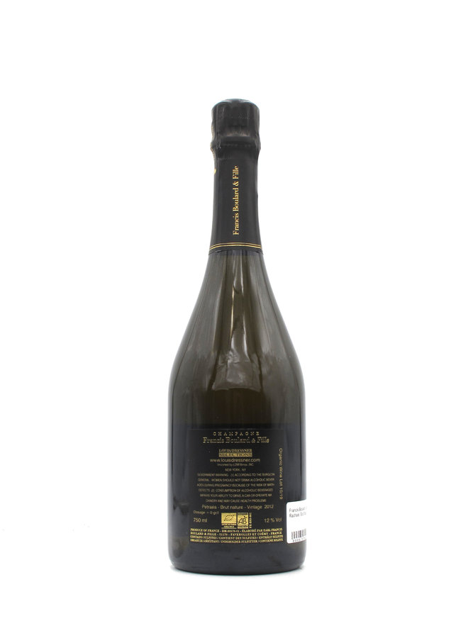 2012 Delphine Boulard 'Petraea' Blanc de Noirs 750ml
