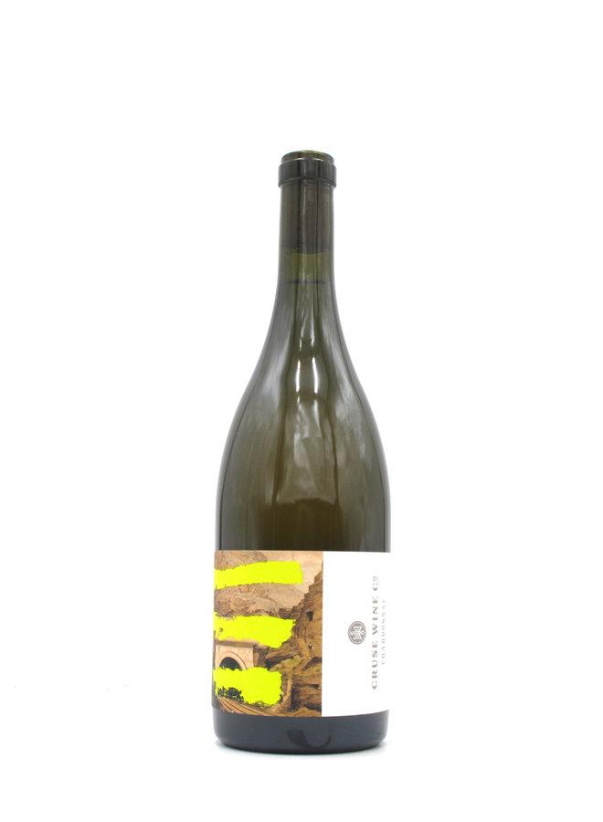 2017 Cruse Wines Co. Rorick Vineyard Chardonnay 750ml