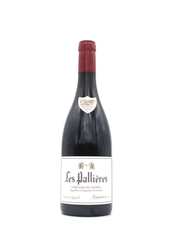 2018 Brunier/Lynch Les Pallières Gigondas 'Terrasse du Diable' 750mL