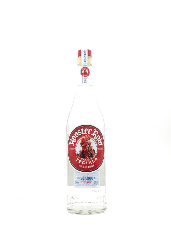 Rooster Rojo Tequila Blanco 750mL