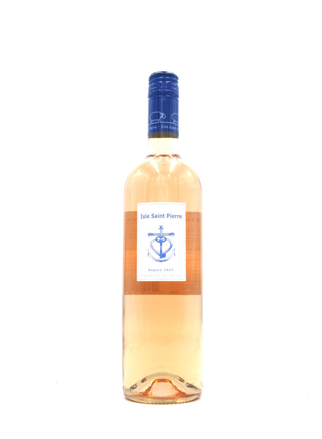 2020 Domaine Isle Saint Pierre 'Mediterranean' Rose 750ml