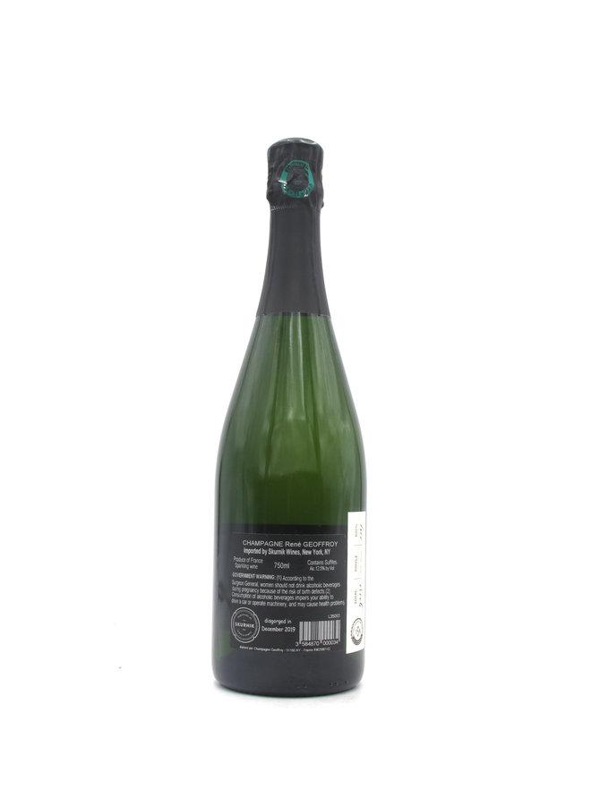 NV Rene Geoffroy 1er Cru Brut Champagne 'Expression' 750ml