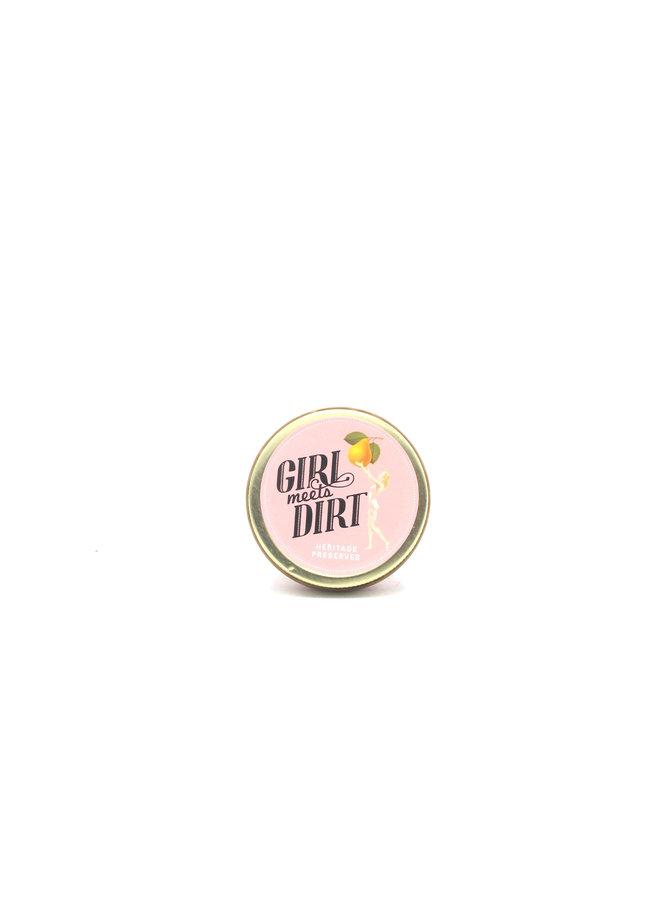 Girl Meets Dirt Pink Bartlett Pear Cutting Preserves 4.5oz