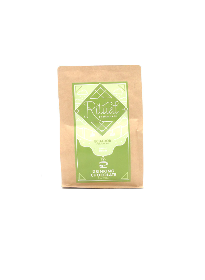 Ritual Ecuador Drinking Chocolate 70%