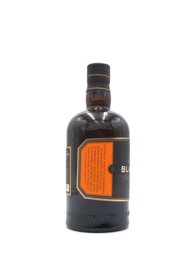 Black Tot Rum Finest Caribbean 750mL