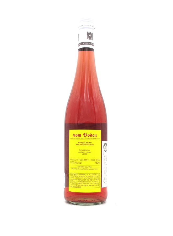 2020 Weingut Beurer Rose 750ml