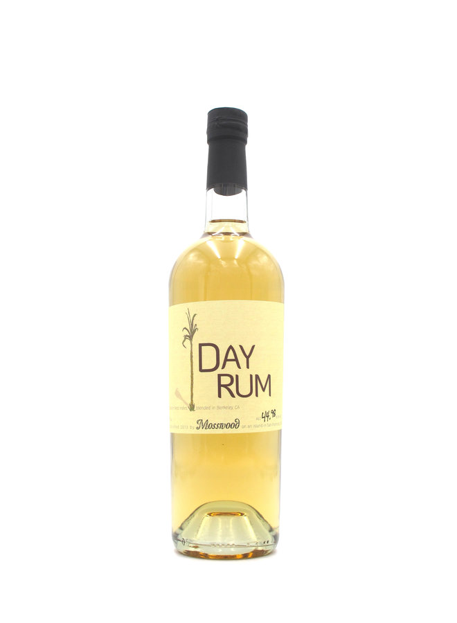 Mosswood Day Rum 750mL