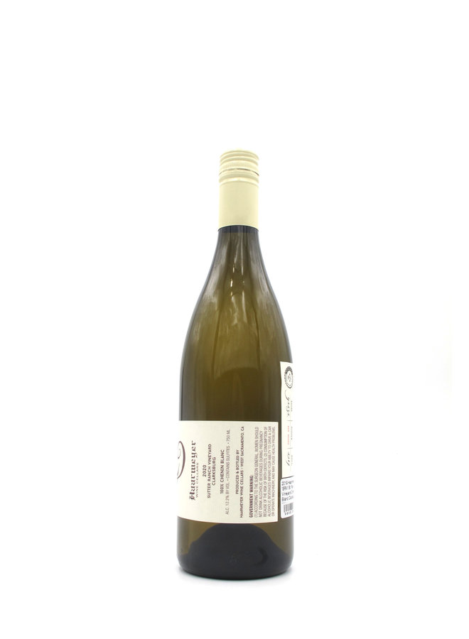 2020 Haarmeyer 'SRV' St. Rey Vineyard Chenin Blanc Clarksburg 750ml