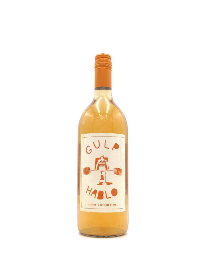 2020 Gulp Hablo Espanol Orange 1L
