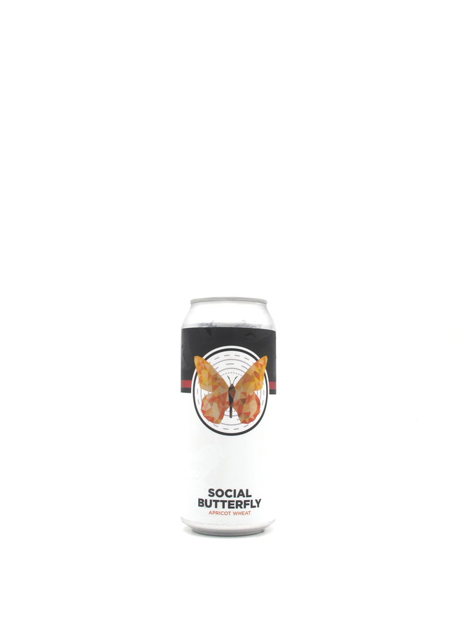 Chapman Crafted Beer Social Butterfly 16oz
