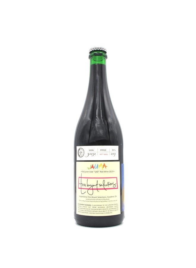 2019 Jauma 'UJO' Cabernet Franc Blend 750ml