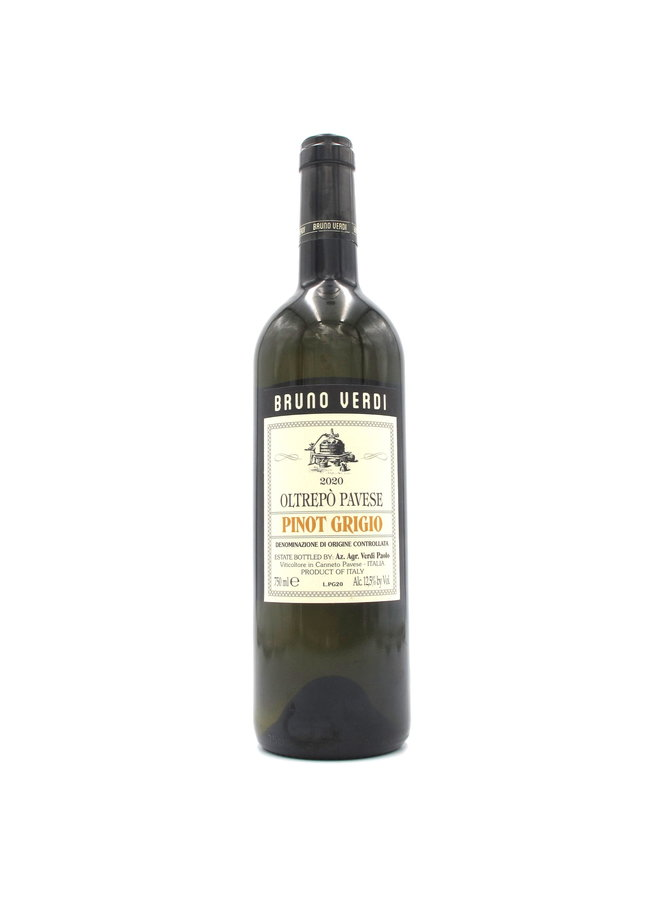 2020 Bruno Verdi Oltrepo Pavese Pinot Grigio 750ml