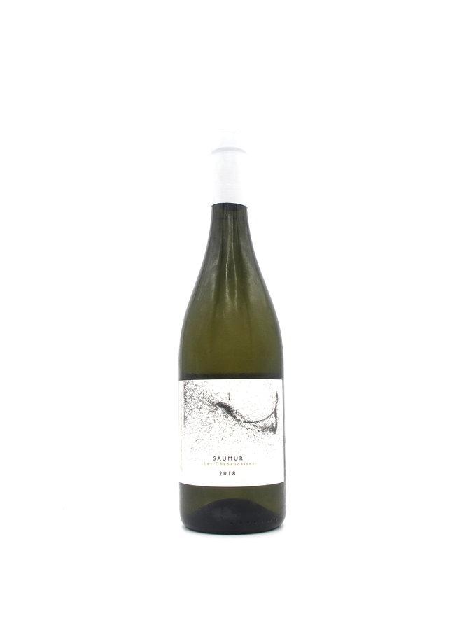 2018 Stater-West Saumur Blanc 'Les Chapaudaises' 750ml