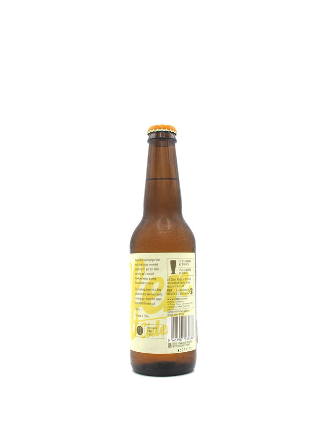 Zeffer Alcoholic Ginger Beer 330mL