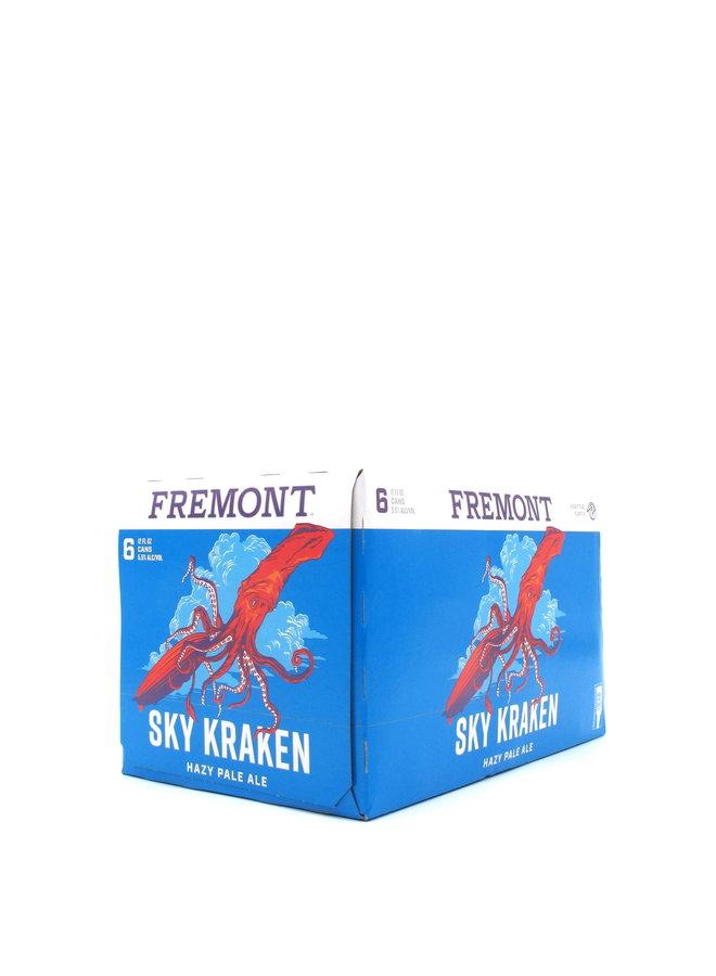 Fremont Brewing Sky Kraken Hazy Pale Ale 12oz 6pk