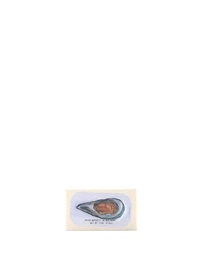 Jose Gourmet Fried Mussels in Marinade 110g