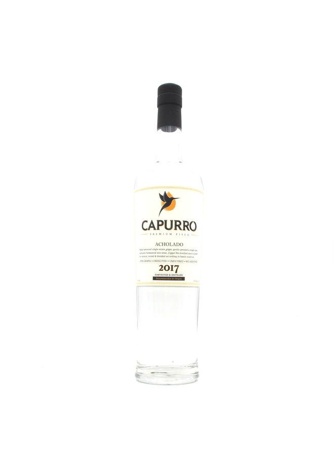 Capurro Pisco Acholado 750ml