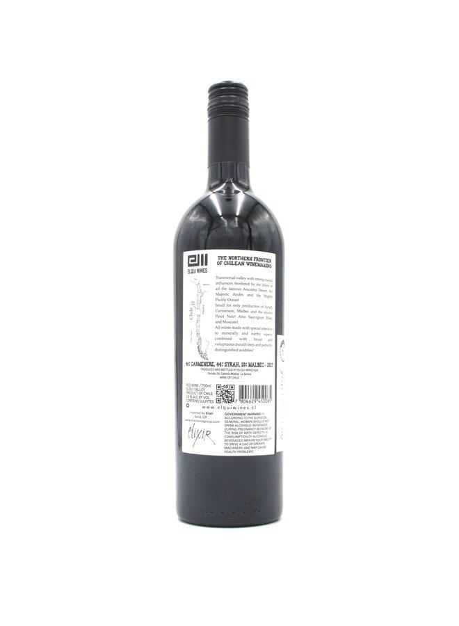 2017 Elqui Wines Carménère Syrah Malbec 750ml