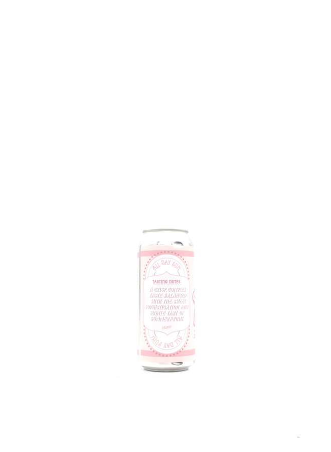Indie Brewing Co. Rosé All Day 16oz