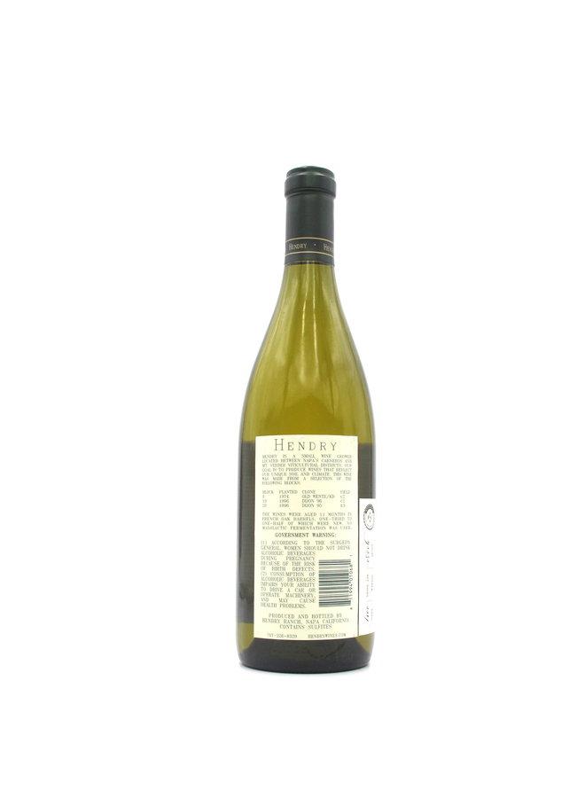 2018 Hendry Chardonnay Barrel Fermented 750mL