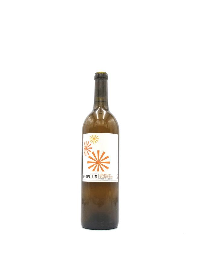 2020 Populis Barra Vineyard Macerated Chardonnay 750ml