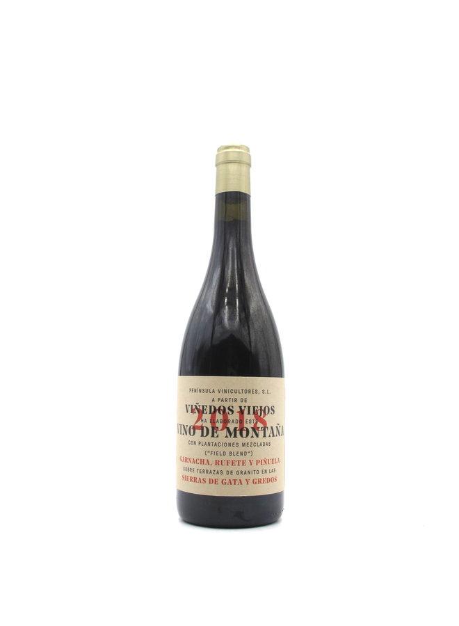 2018 Peninsula Vinicultores 'Vino de Montana' 750ml