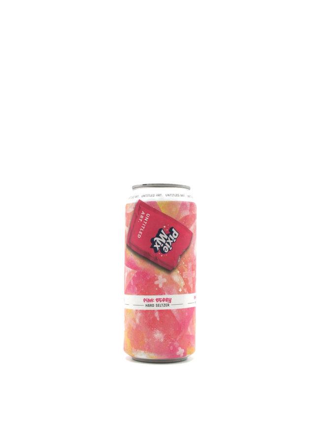 Untitled Art Pixie Mix Seltzer Pinkberry 12oz