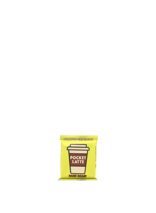 Pocket Latte Dark Roast Coffee Bar 26g
