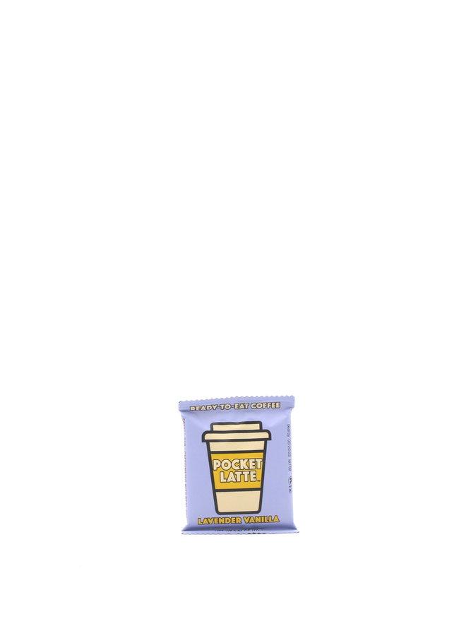 Pocket Latte Lavender Vanilla Coffee Bar 26g