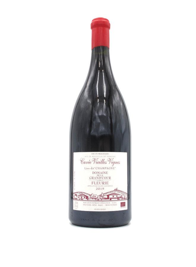 2019 Dutraive Domaine de la Grand'Cour 'Lieu-dit Champagne' 1500ml