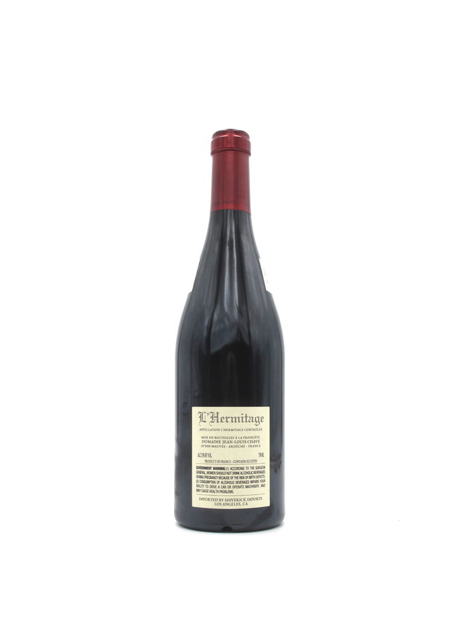 2018 J.L. Chave Hermitage Rouge 750mL
