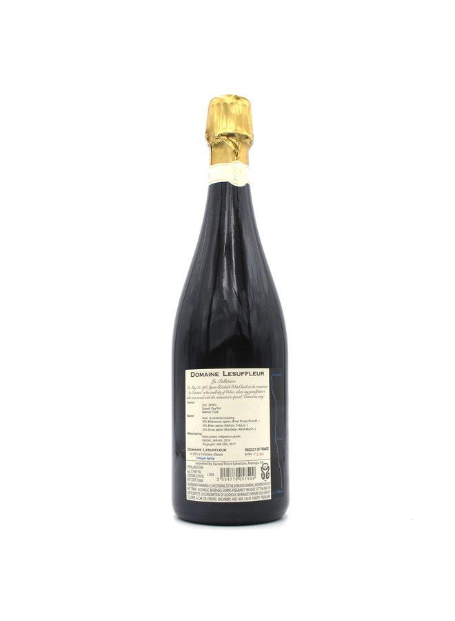2015 Domaine Lesuffleur 'La Folletiere' Cider 750ml