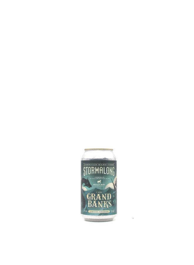 Stormalong Grand Banks Cider 12oz