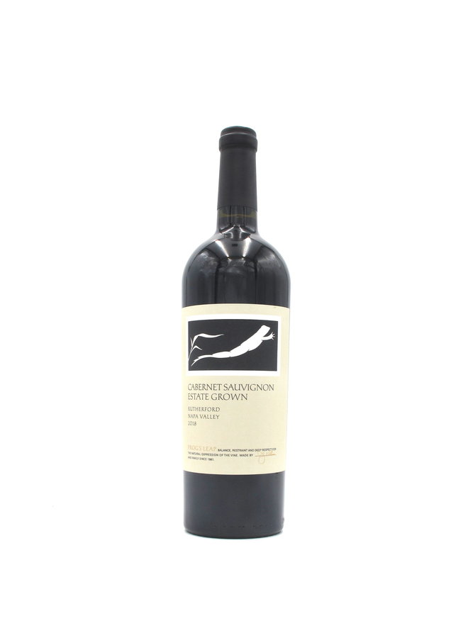 2018 Frog's Leap Cabernet Sauvignon Estate Grown Rutherford 750ml
